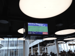 CPH Airport – The Sequence Intervention