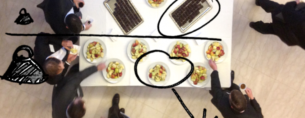 Apples vs. Brownies: A Field Experiment in Rearranging Conference Snacking Buffets to Reduce Short-Term Energy